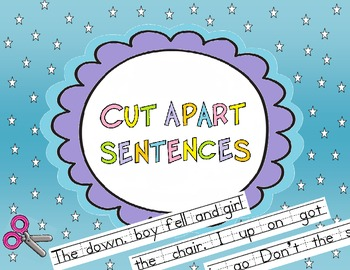 Original on copy sentences worksheets