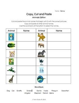 Cut, Copy, and Paste!  Google Docs Edition