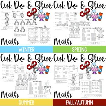 Cut, Do & Glue Seasons Bundle
