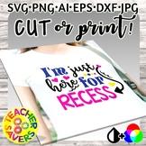 Cut File Kids School Design great for T-shirts, VINYL etc.