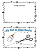 Cut & Glue Book for Kinder/First Grade/Art