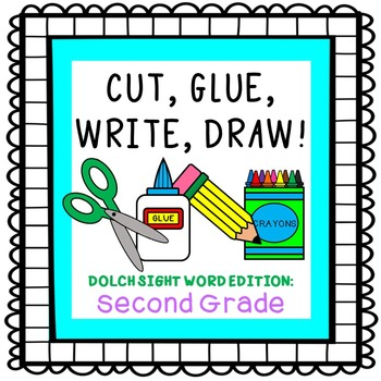 Dolch Sight Words activities {Second Grade List}