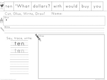 Dolch Sight Words activities {Third Grade List}