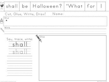 Dolch Sight Words activities {Third Grade List}