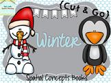 Cut & Go--Winter Spatial Concept Books