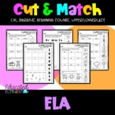 Cut & Match: Blends & Digraphs Vol. 2