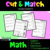 Cut & Match: Math Vol.1