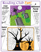 Halloween Spooky Cut-Out & Stand Up Scene (4 Word Search Puzzles)
