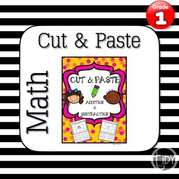 #Luckydeals Cut & Paste:Addition & Subtraction