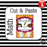 Cut & Paste: Addition & Subtraction