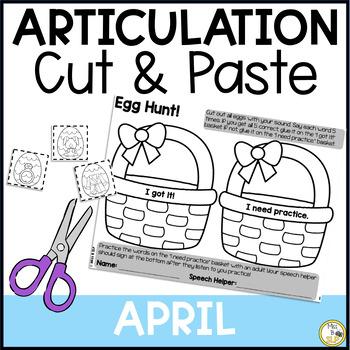 Cut & Paste Articulation-April