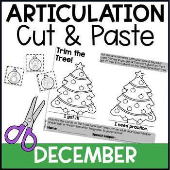 Cut & Paste Articulation-December
