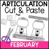 Cut & Paste Articulation-February