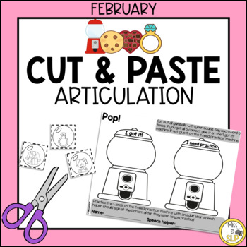 Cut & Paste Articulation-February