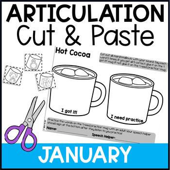 Cut & Paste Articulation-January