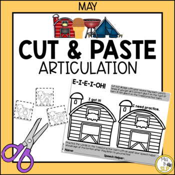 Cut & Paste Articulation-May