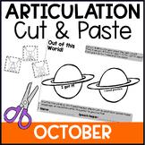Cut & Paste Articulation-October