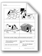 Cut & Paste: Dog's House