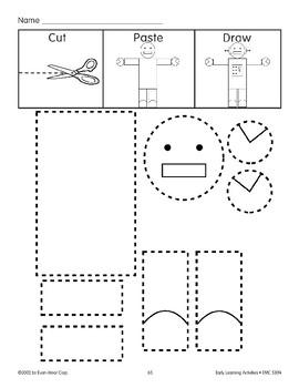 Cut/Paste/Draw: Robot