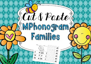 Cut & Paste Multiple Phonogram Families