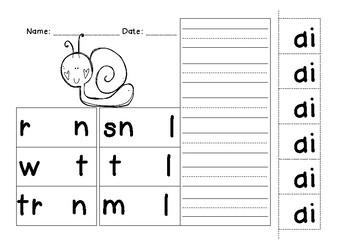 Cut & Paste Multiple Phonogram Families