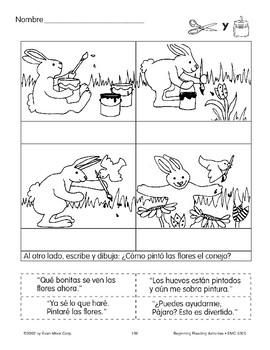 Cut & Paste: Rabbit Paints