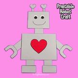 Cut & Paste Robot Craft