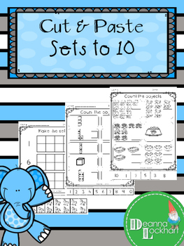 Cut & Paste - Sets to 10