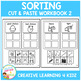 Cut & Paste Sorting Workbook 2 ABA Autism