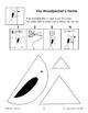Cut/Paste: The Woodpecker's Home