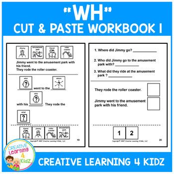 Cut & Paste WH Workbook