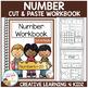 Cut & Paste Workbook Bundle Alphabet Numbers Riddles Autism