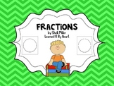 Cut, Paste, and Classify Fractions and Equal parts