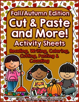 Cut & Paste and More! ~ Fall/Autumn Edition