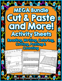 Cut & Paste and More! ~ MEGA Bundle