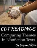 Cut Nonfiction Readings by Bob Greene: Focus on Theme