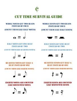 Cut Time Survival Guide