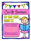 Cut-Up Sentences
