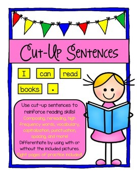 Cut-Up Sentences