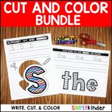 Cut and Color Bundle