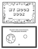 Cut and Color Moon Book