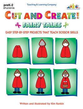 Cut and Create! Fairy Tales