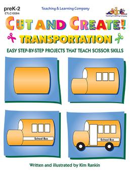 Cut and Create! Transportation