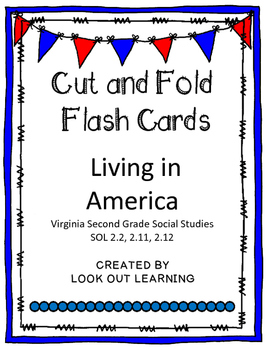 Cut and Fold Flashcards:Citizenship