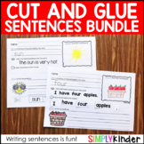 Cut and Glue Activities for Kindergarten ( Cut and Glue Se