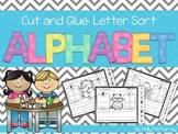 Cut and Glue: Letter Sorts