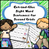 Second Grade Sight Word Sentences