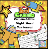 Sight Words for 3rd Grade | Word Work 3rd Grade Sight Word Sentences