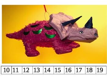 Cut and Match Number Puzzles