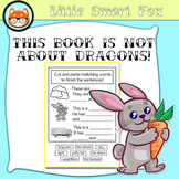 """Cut and Paste Activity for Shelley Moore's """"This book is n"""